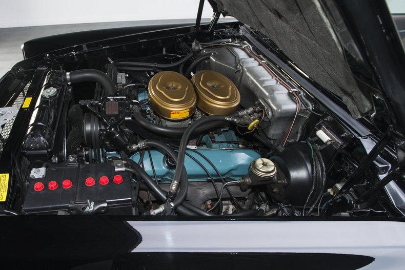 1962 Chrysler 300 Series --: 1962 Chrysler 300H  18548 Miles Tuxedo Black Hardtop 413 V8 3 Speed Automatic