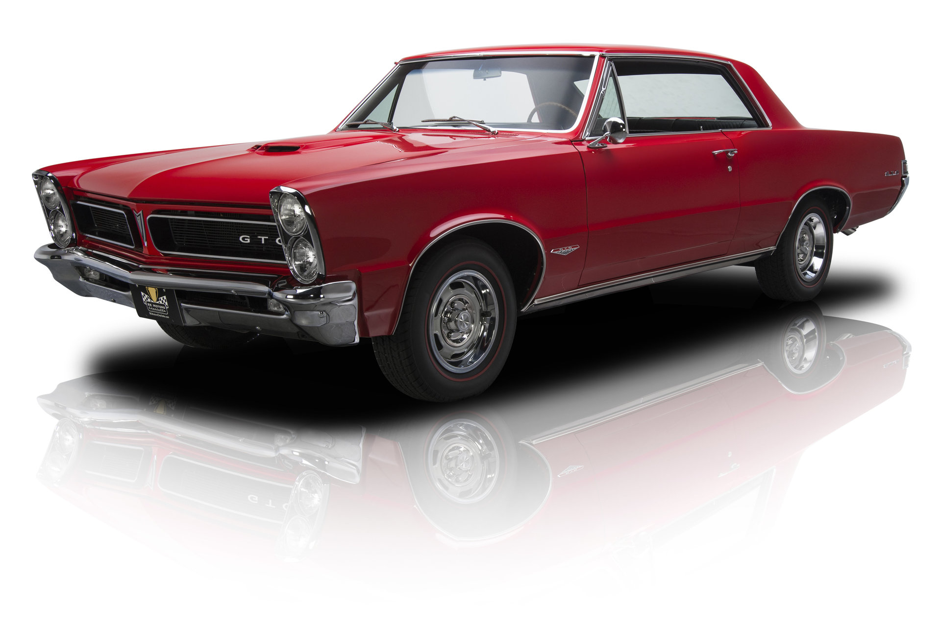 135729 1965 pontiac gto rk motors classic and performance cars for sale. Black Bedroom Furniture Sets. Home Design Ideas