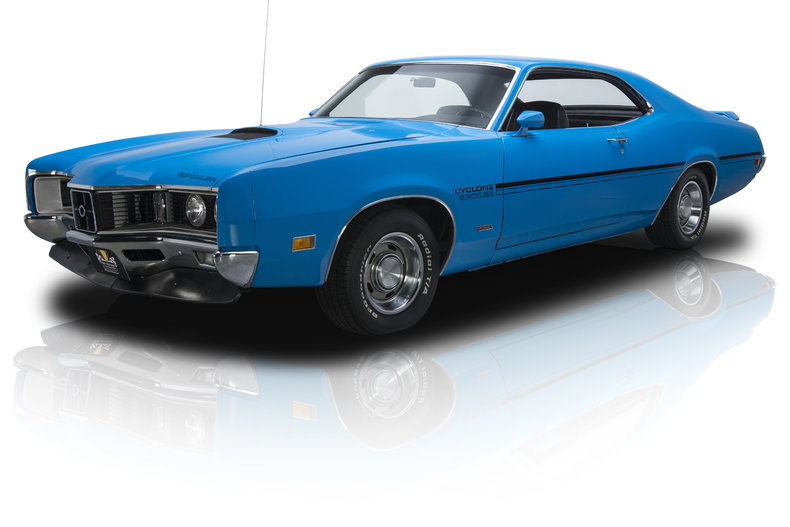 For Sale 1970 Mercury Cyclone