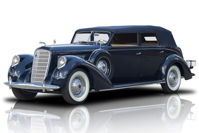 For Sale 1938 Lincoln Model K