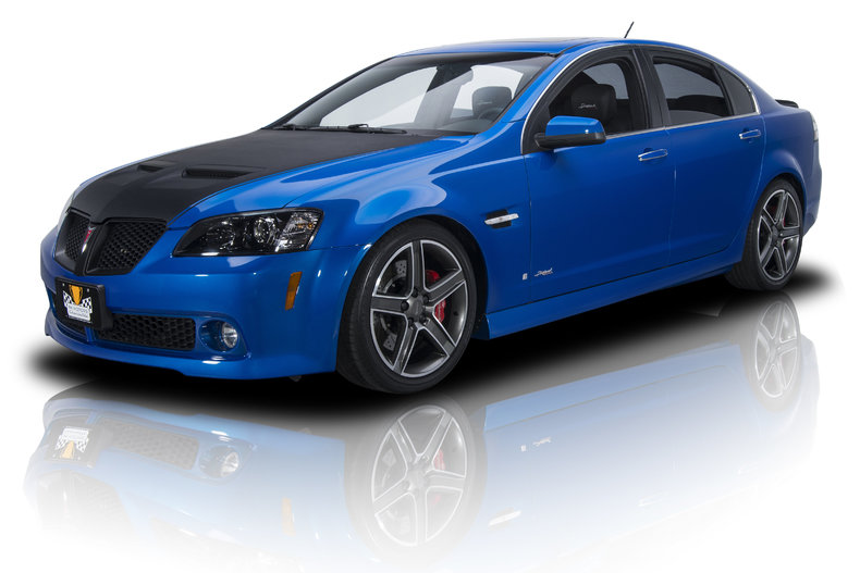 135810 2009 Pontiac G8 Rk Motors Classic And Performance Cars For Sale