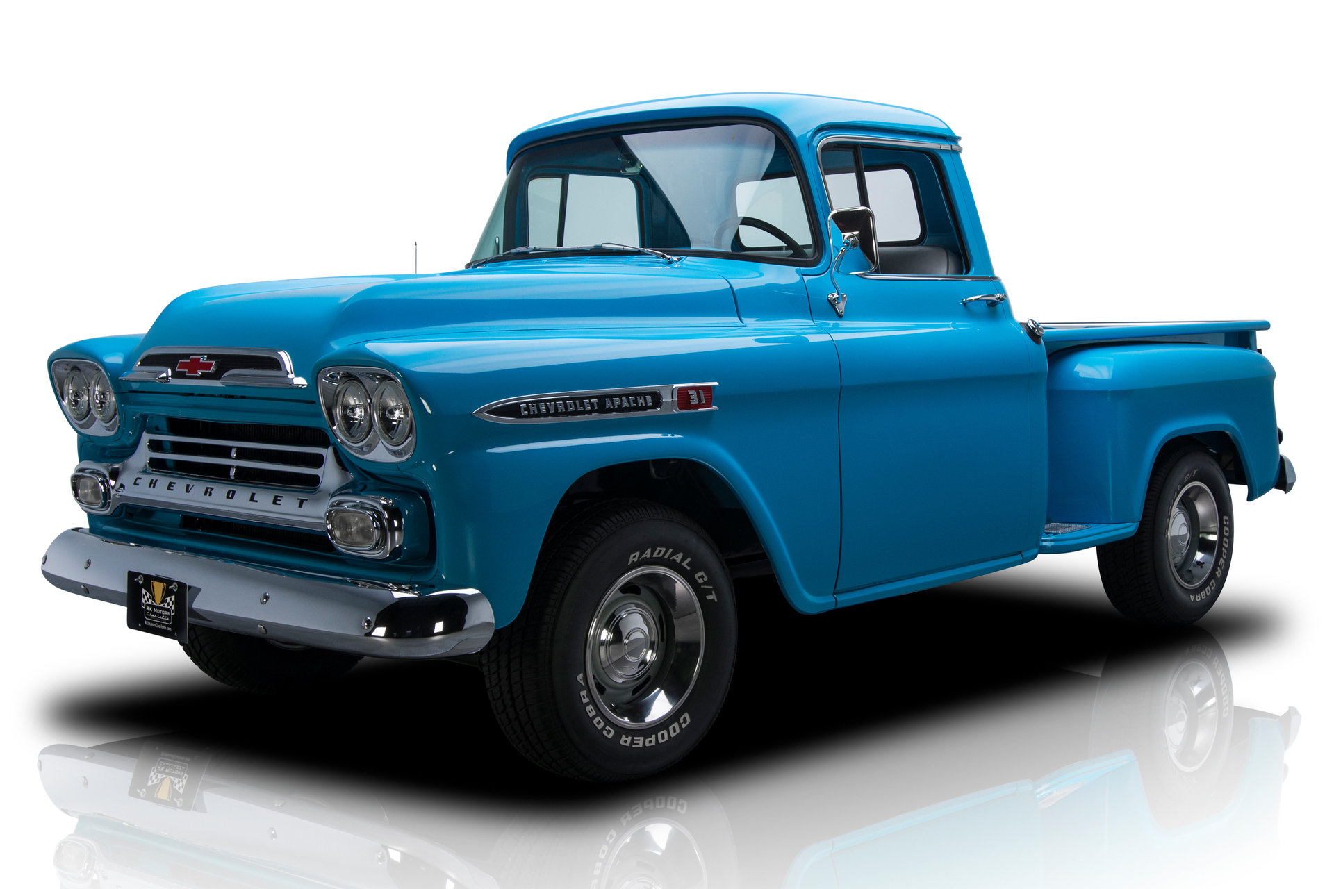 135820 1959 Chevrolet Apache | RK Motors Classic and Performance ...
