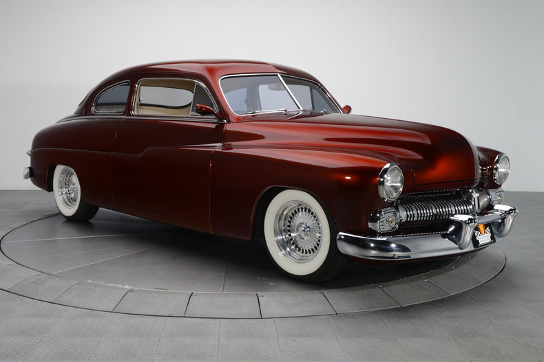 135847 1950 Mercury Coupe   RK Motors Classic and ...
