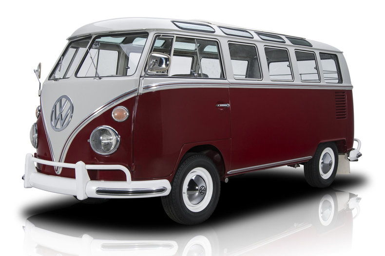 372489 1966 volkswagen kombi 21 window bus low res
