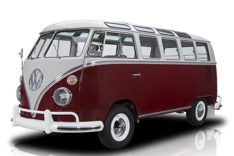 For Sale 1966 Volkswagen Kombi