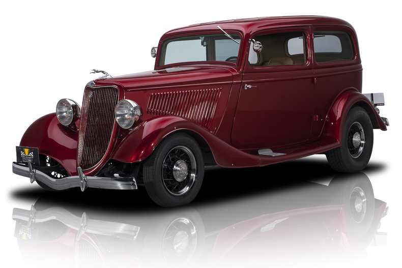 For Sale 1933 Ford Sedan