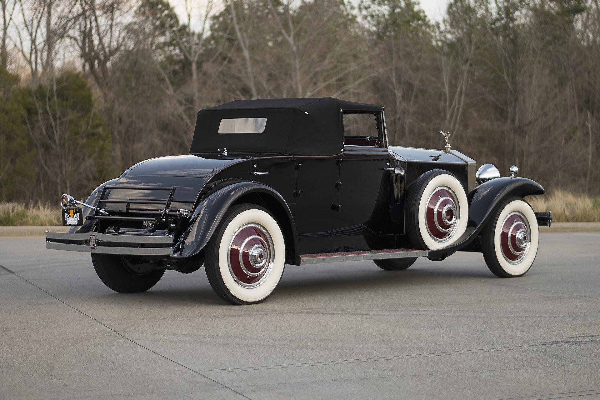 135880 1927 Rolls-Royce Phantom | RK Motors Classic and ...