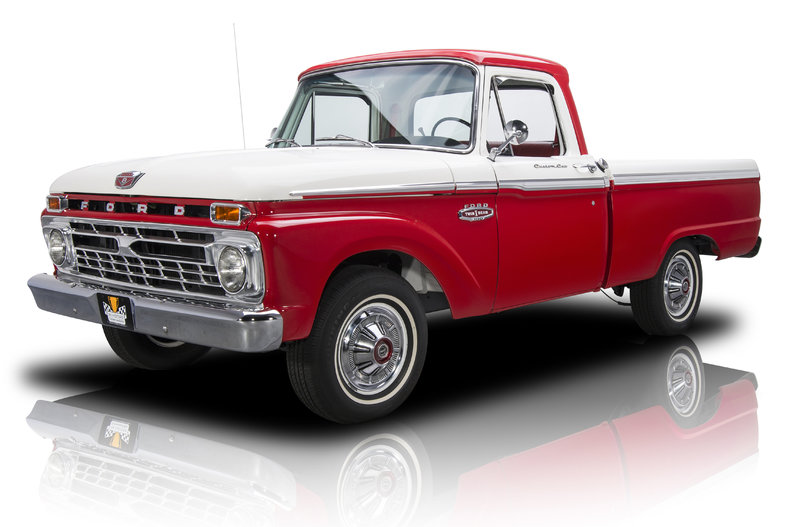 For Sale 1966 Ford F100