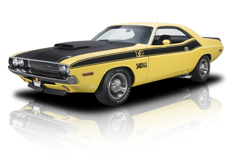 135902 1970 Dodge Challenger | RK Motors Clic and Performance ...