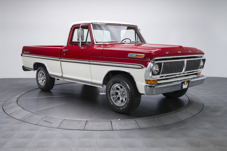 All Branded Cars >> 135903 1970 Ford F100 | RK Motors Classic and Performance Cars for Sale