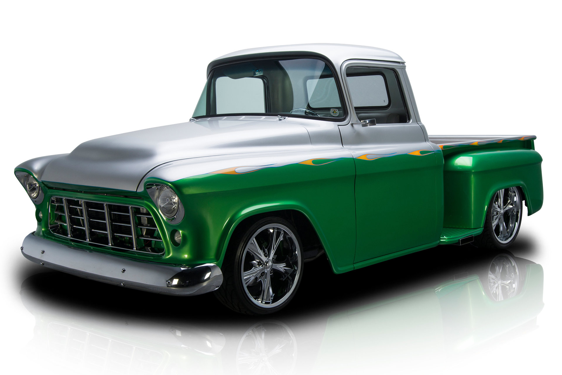 1956 chevrolet 3100 rk motors for Windows 4 sale