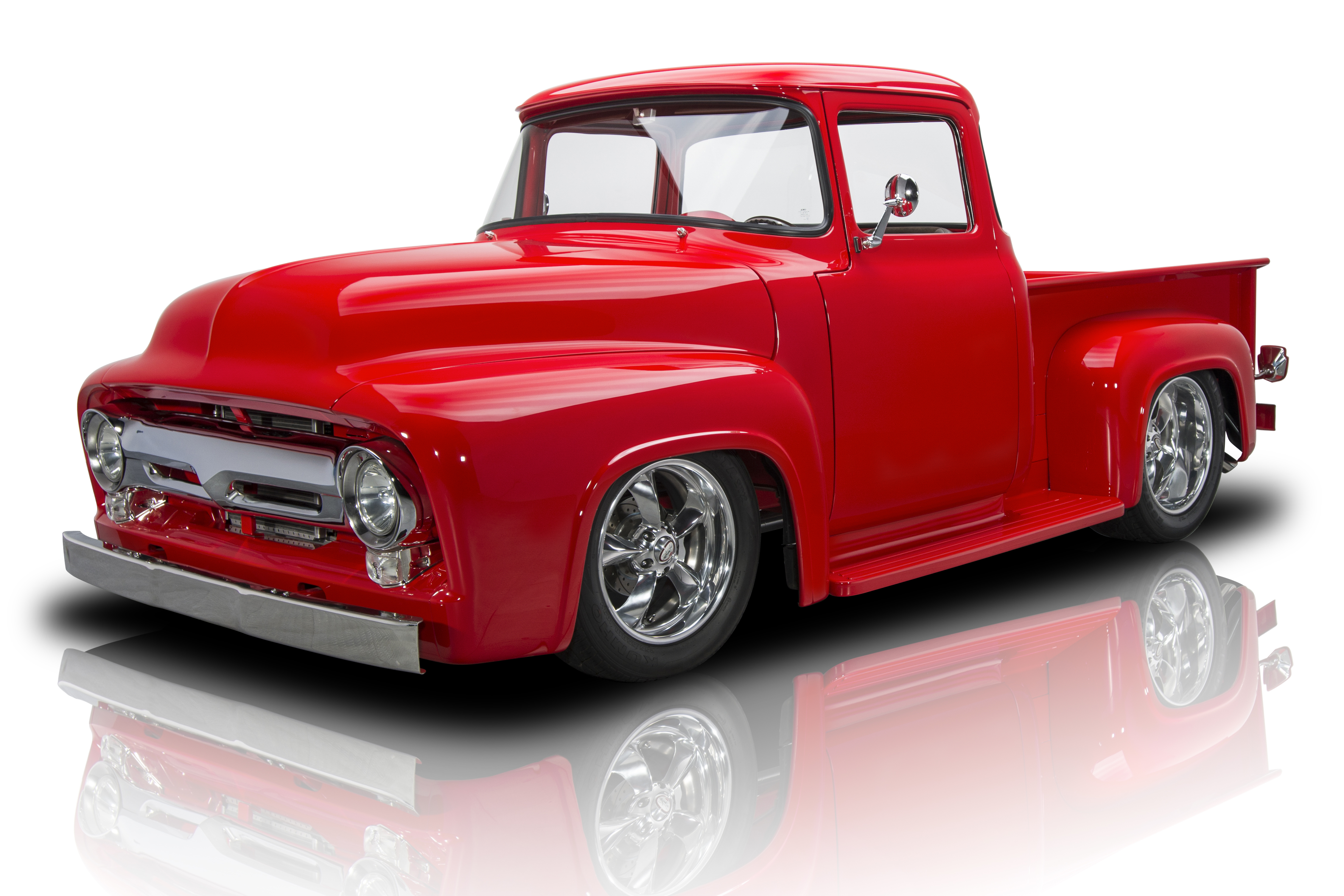 Fuel Injection Service >> 135936 1956 Ford F100   RK Motors Classic and Performance Cars for Sale