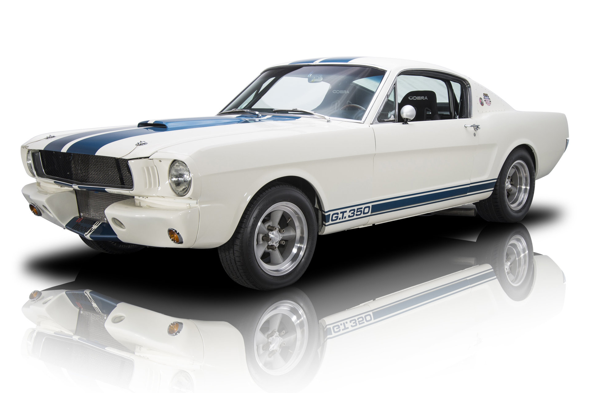 135954 1965 Ford Mustang | RK Motors Classic and Performance Cars ...
