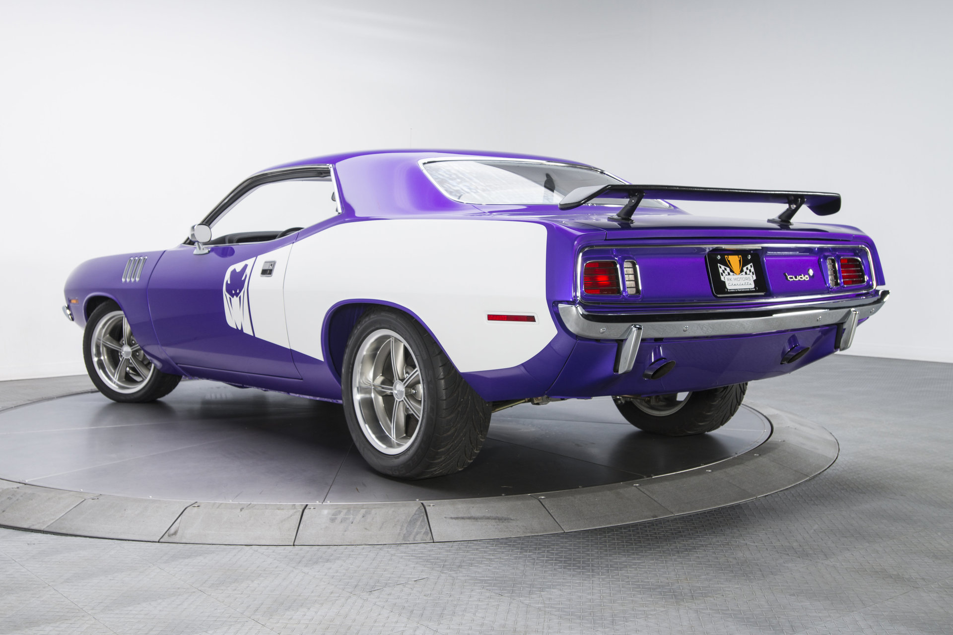 1973 Plymouth Cuda For Sale: 135975 1973 Plymouth Barracuda RK Motors Classic Cars For Sale