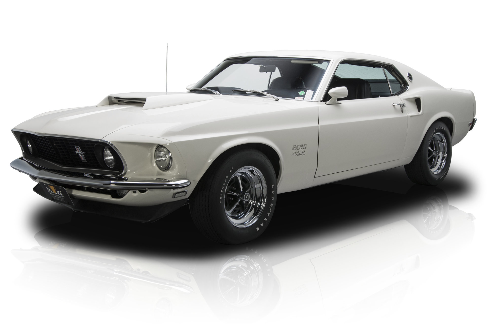 135977 1969 Ford Mustang | RK Motors Classic and Performance Cars ...
