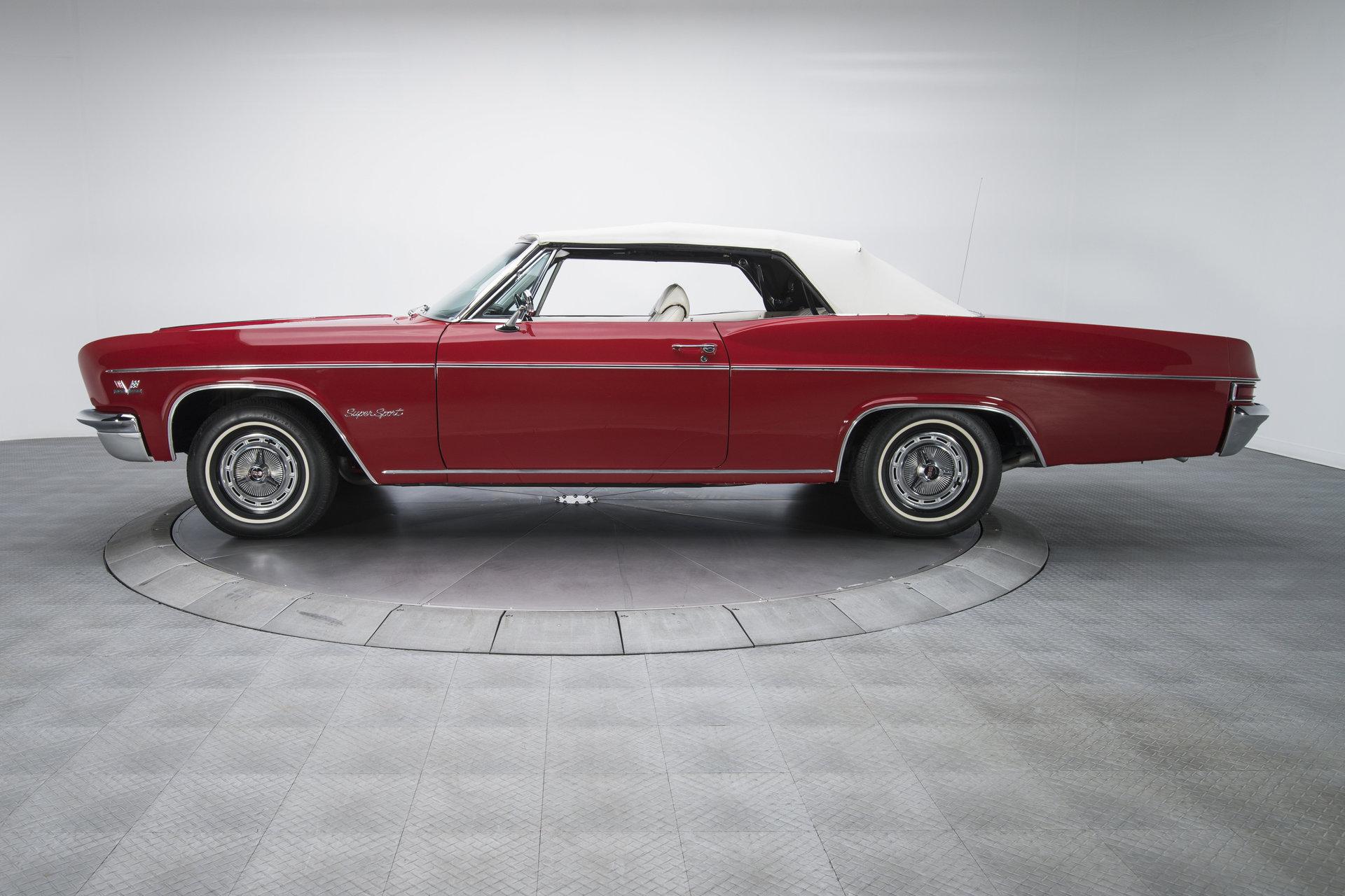 135978 1966 Chevrolet Impala Rk Motors Classic Cars For Sale Super Sport