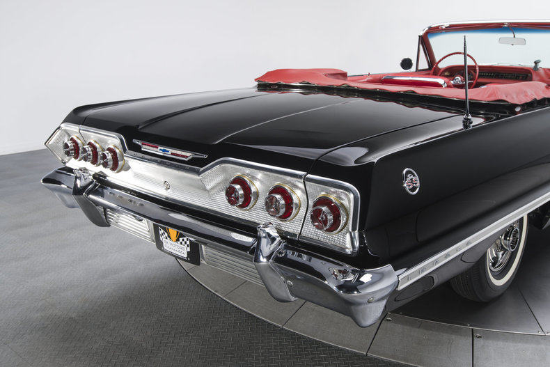1963 chevrolet impala ss ebay. Black Bedroom Furniture Sets. Home Design Ideas