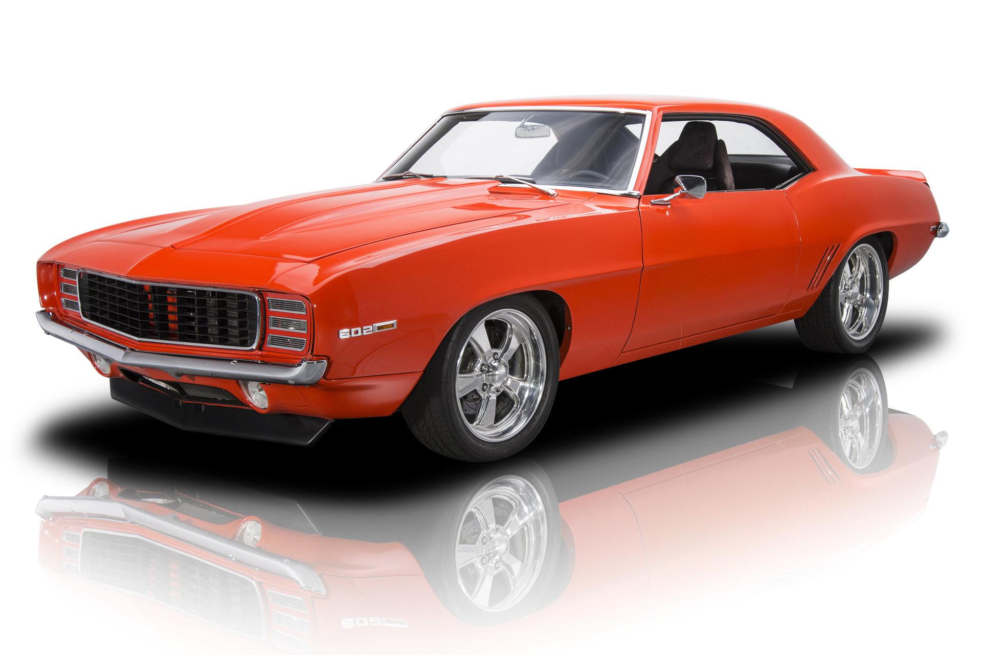 135982 1969 Chevrolet Camaro | RK Motors Classic and Performance ...