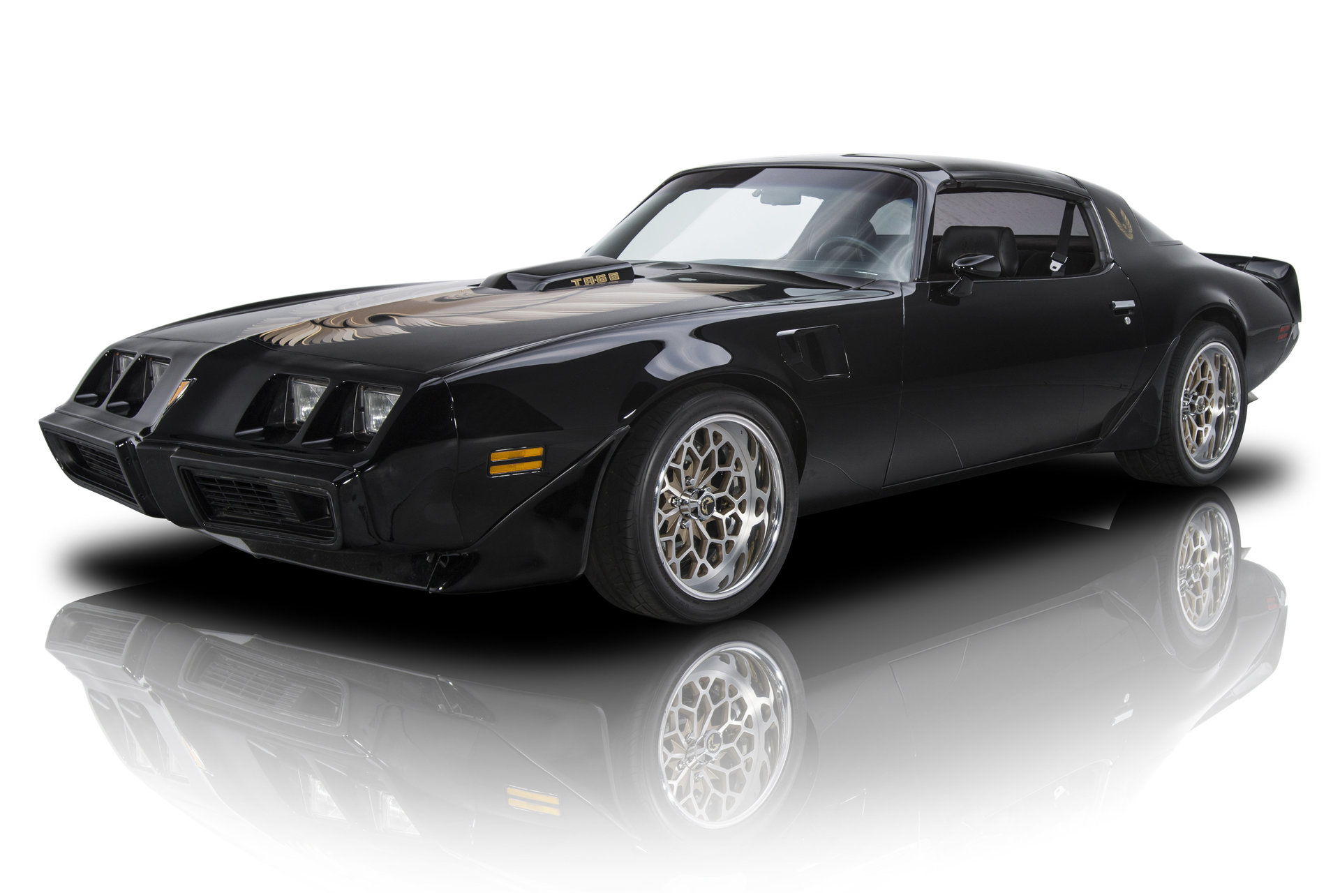 Ground Up Built Trans Am Pro-Touring Resto-mod LS3 V8 4spd Auto AC Leather  DSE