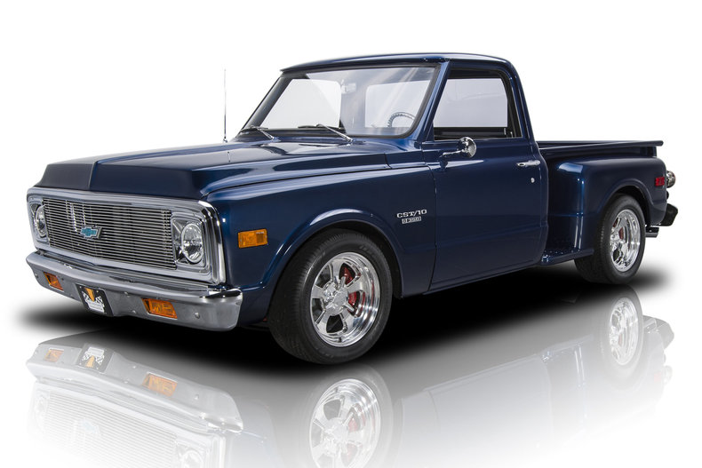 385382 1969 chevrolet c10 pickup truck low res