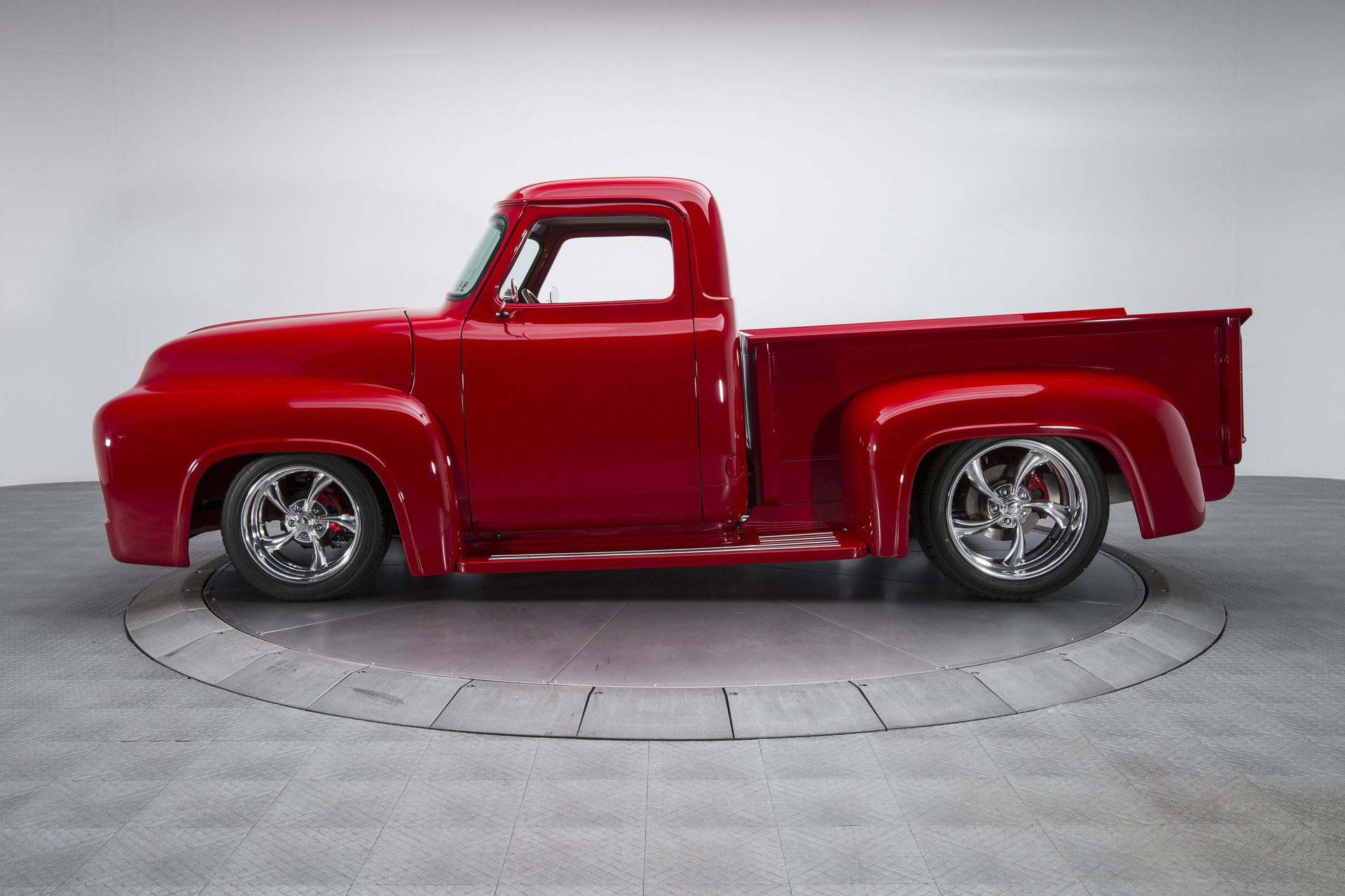 136009 1953 Ford F100 Rk Motors Classic And Performance Cars For Sale 1969 Short Bed