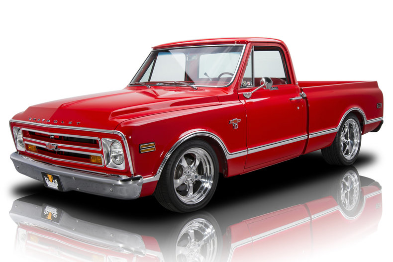 For Sale 1968 Chevrolet C10 Pickup Truck