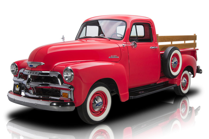 For Sale 1954 Chevrolet 3100 Pickup Truck