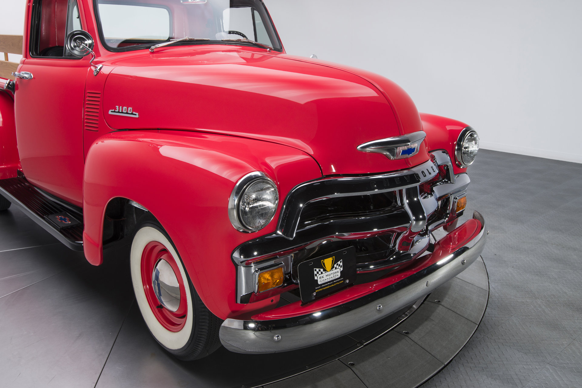 136046 1954 Chevrolet 3100 Pickup Truck Rk Motors Classic And Paint Colors For Sale