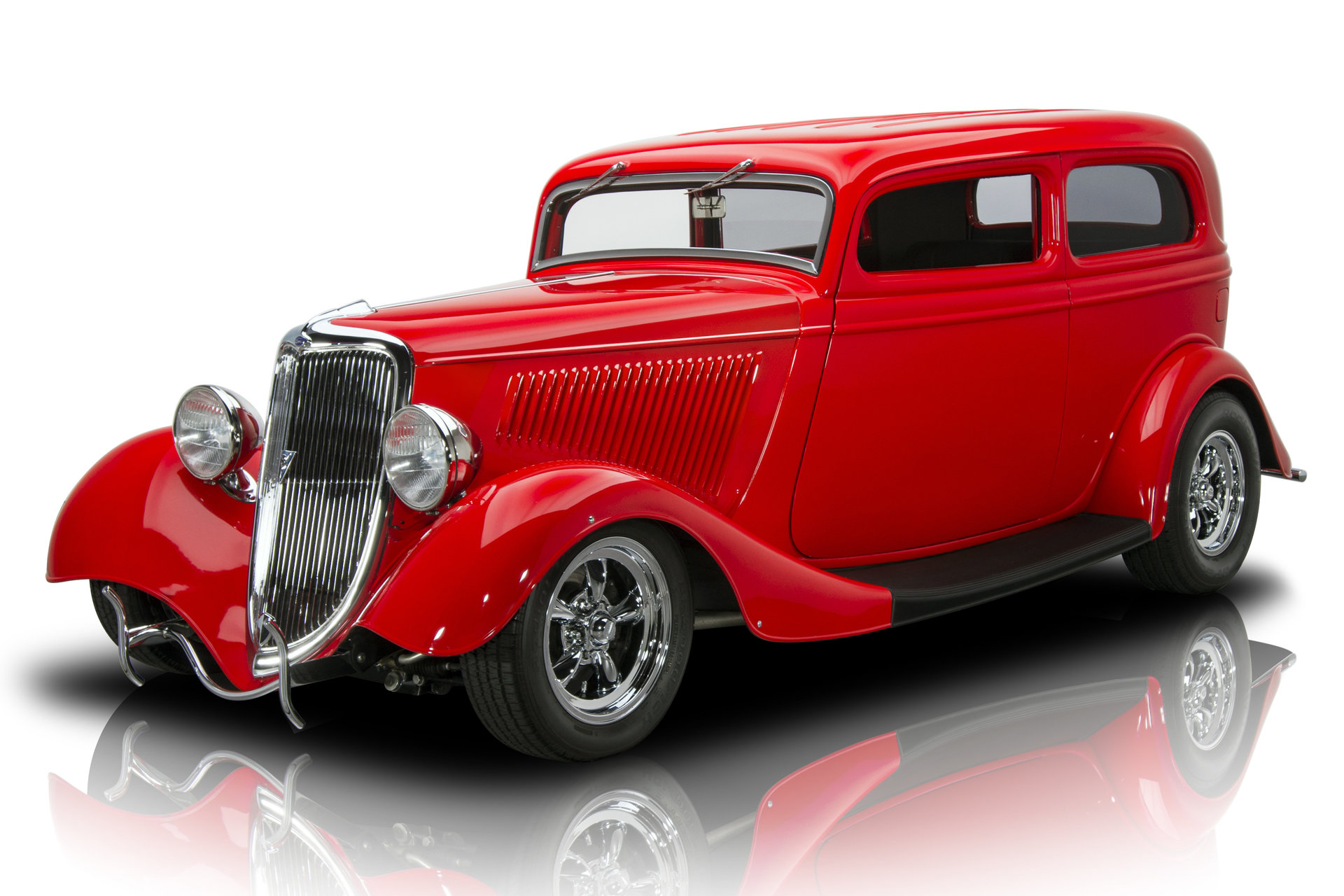 136047 1934 Ford Tudor | RK Motors Classic and Performance Cars for Sale