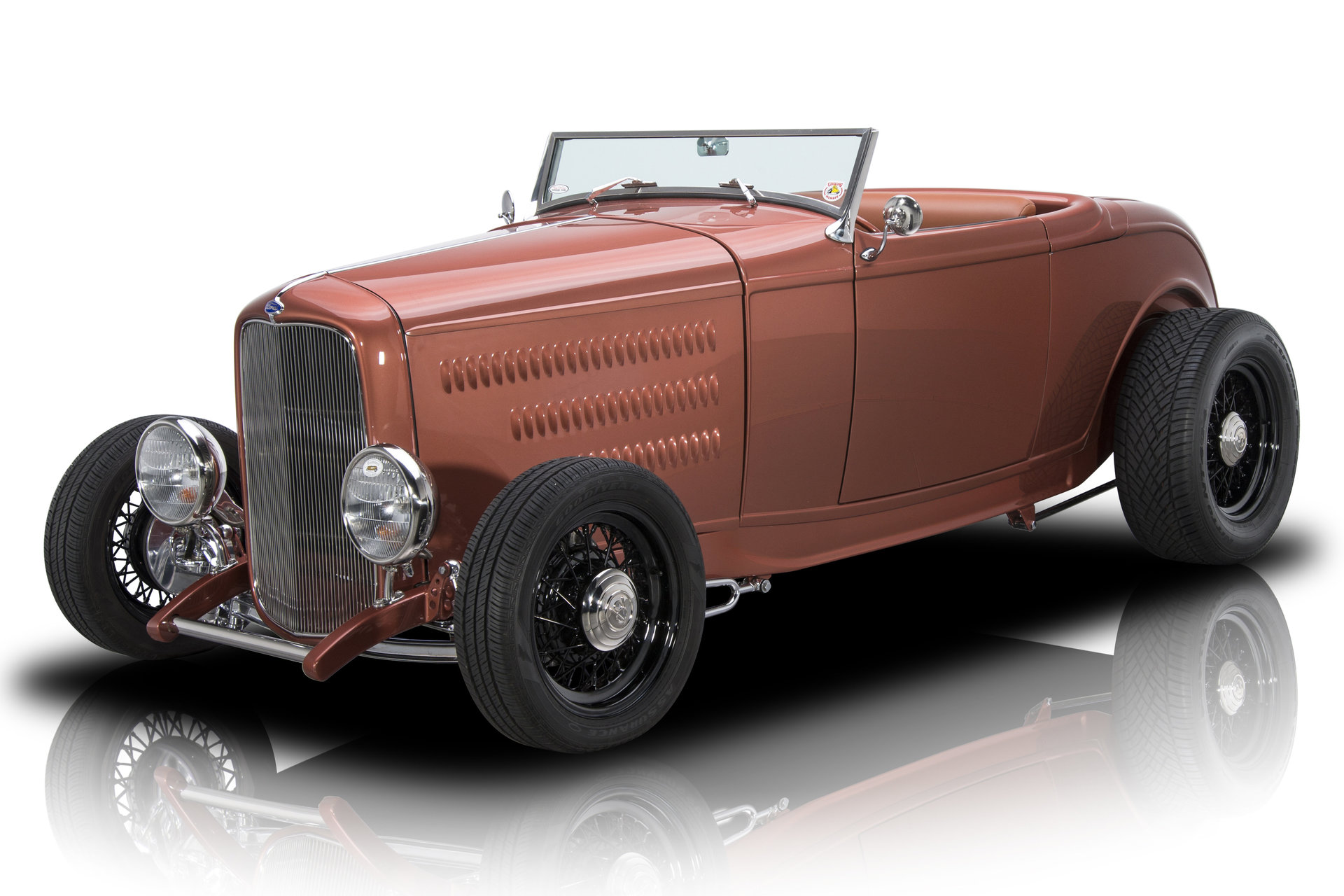 136051 1932 Ford Roadster | RK Motors Classic and Performance Cars ...