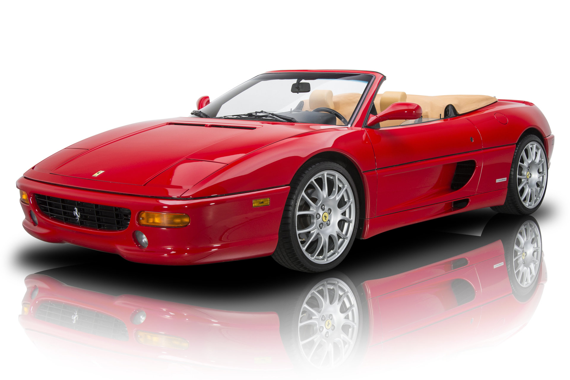 136058 1997 Ferrari F 355 Rk Motors Classic And