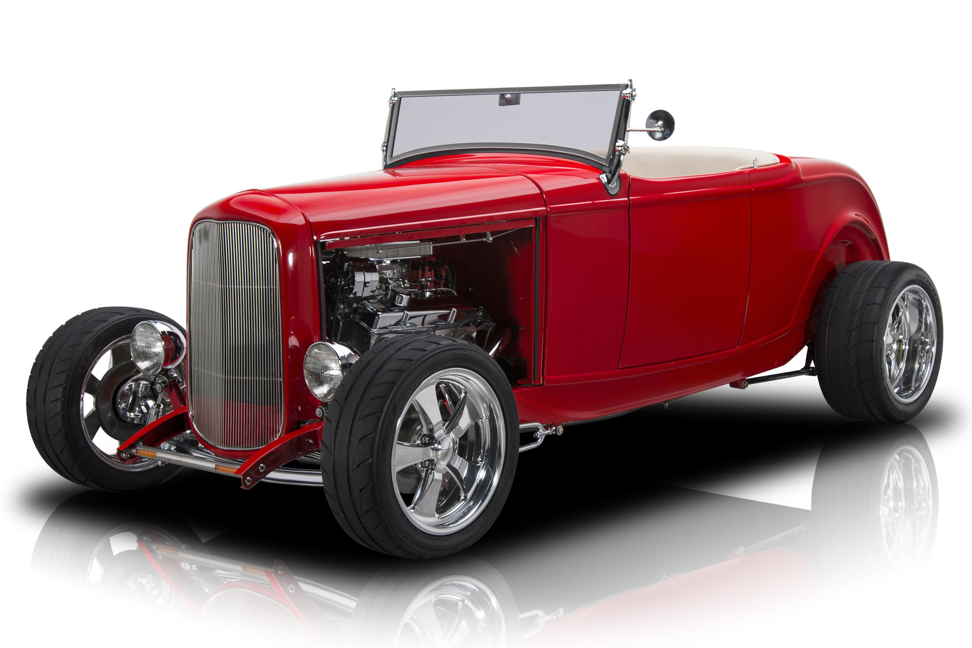 136065 1932 Ford Roadster Rk Motors Classic And