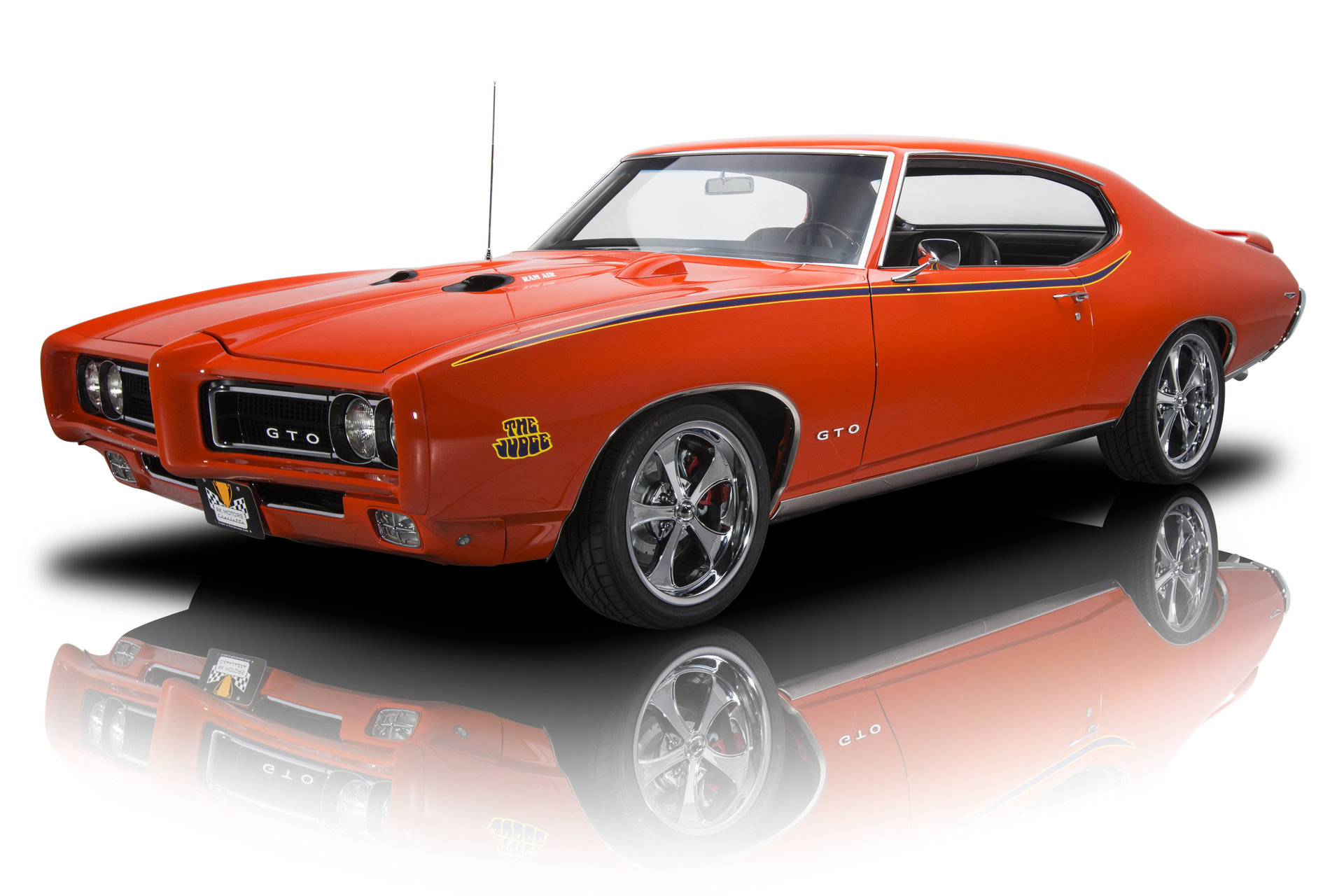 136067 1969 Pontiac GTO | RK Motors Classic and Performance Cars for ...