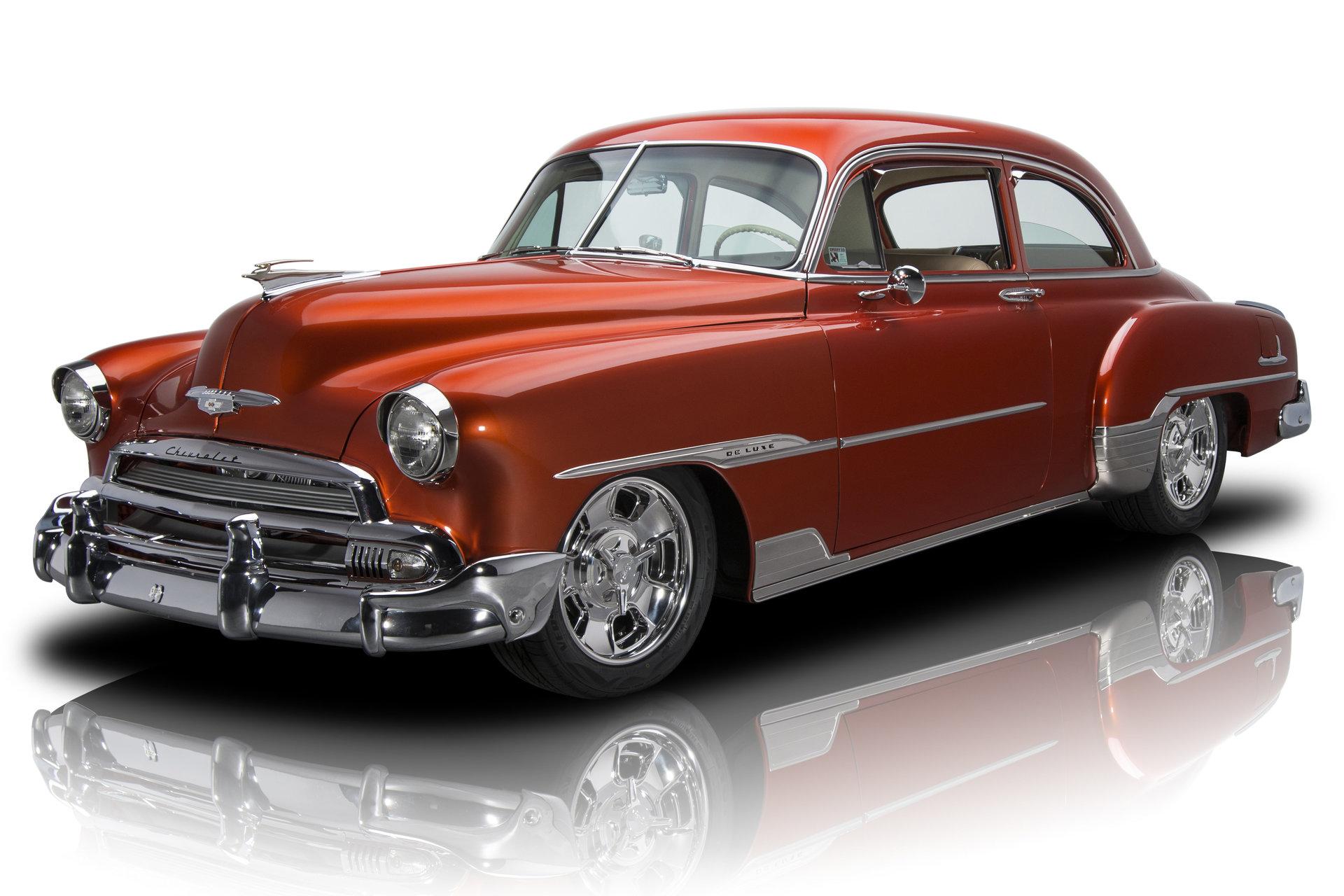 1951 Chevrolet Styleline RK Motors Classic Cars for Sale