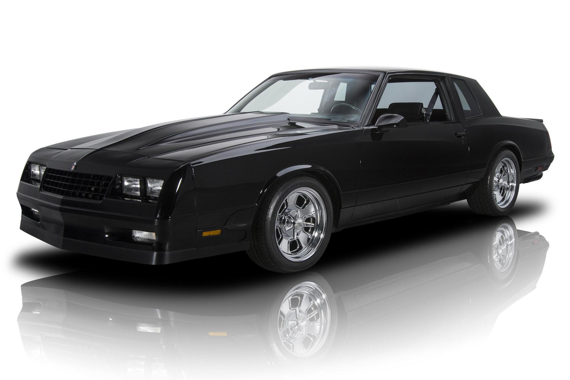 Restored Monte Carlo GM 350ci V8 5-Speed Manual A/C