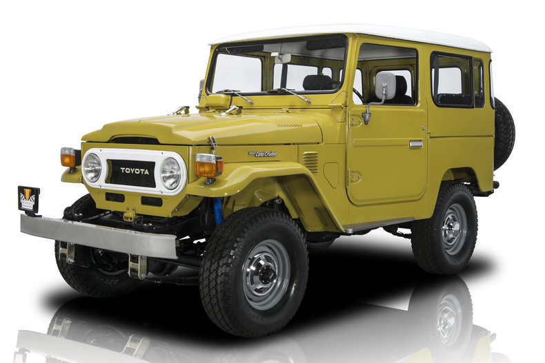 For Sale 1978 Toyota Land Cruiser
