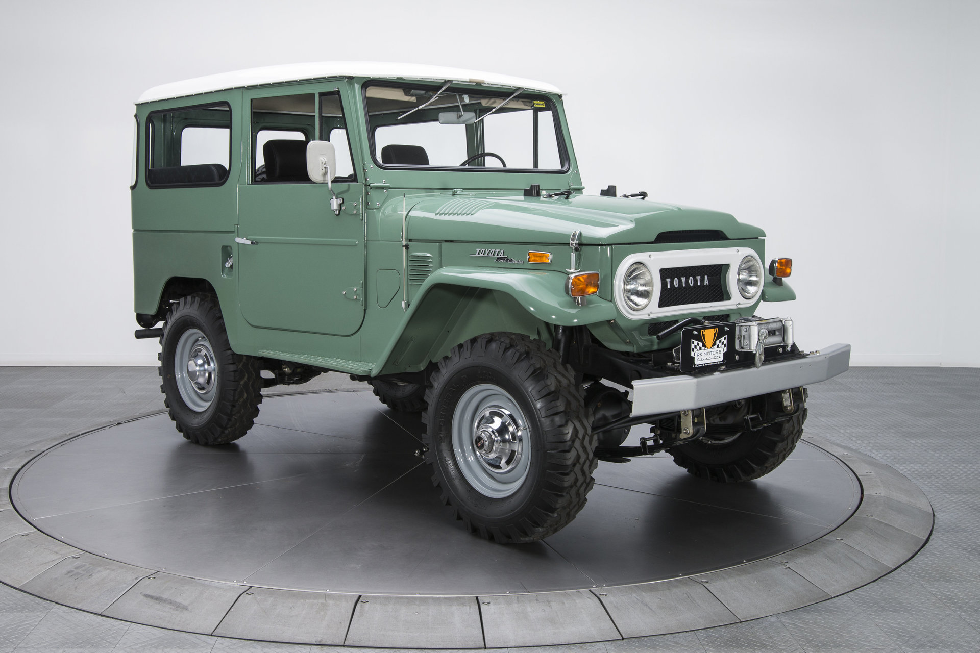 1973 Toyota Land Cruiser Interior Berlin Motors For Sale
