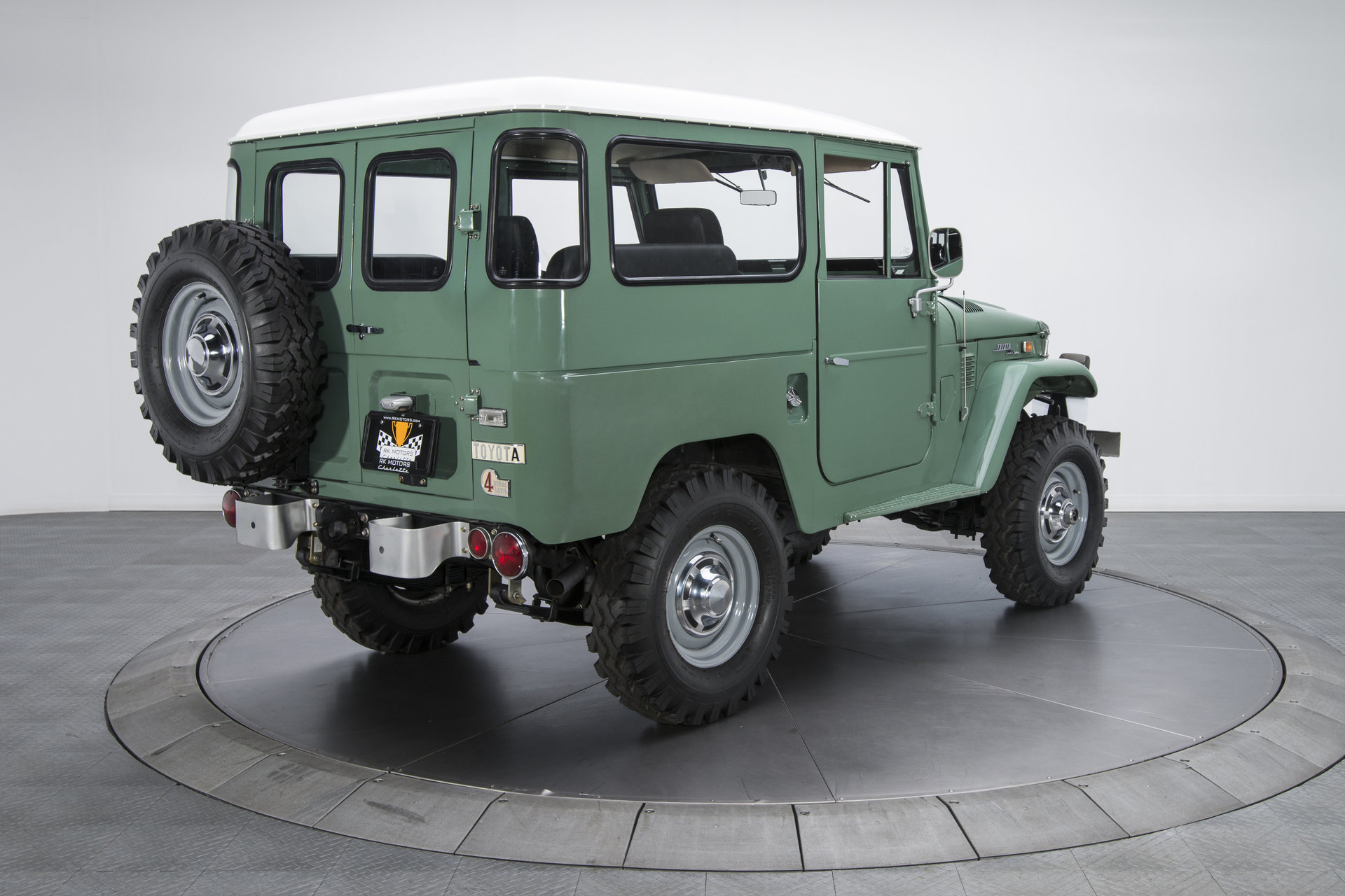1973 Toyota Land Cruiser Berlin Motors Owners Manual For Sale