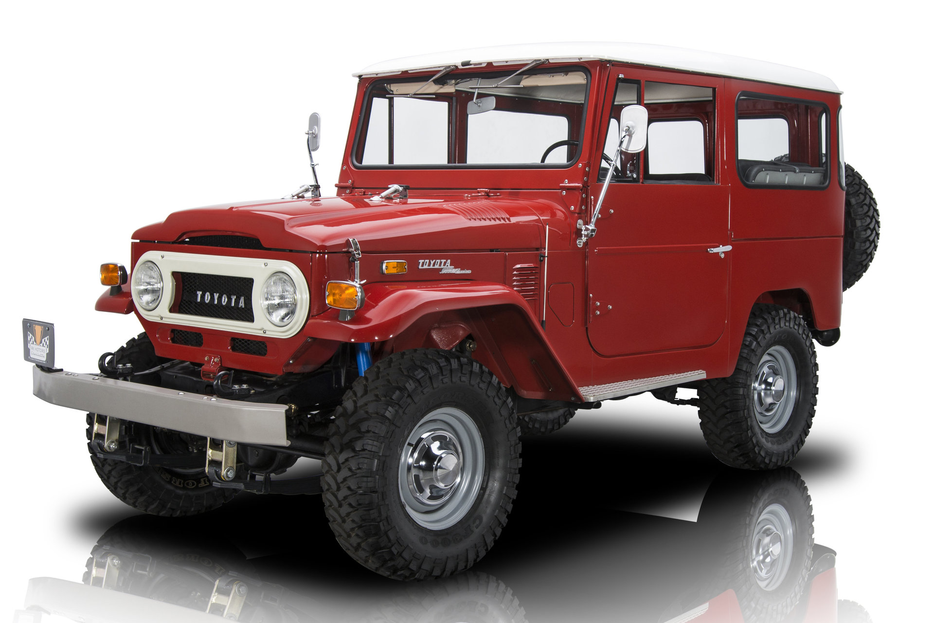 136082 1972 toyota land cruiser rk motors classic and performance cars for sale. Black Bedroom Furniture Sets. Home Design Ideas