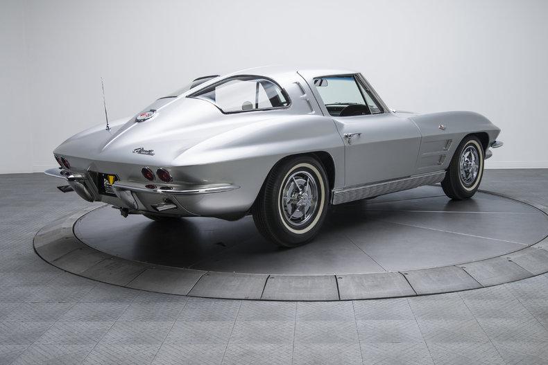 1963 chevrolet corvette split window ebay