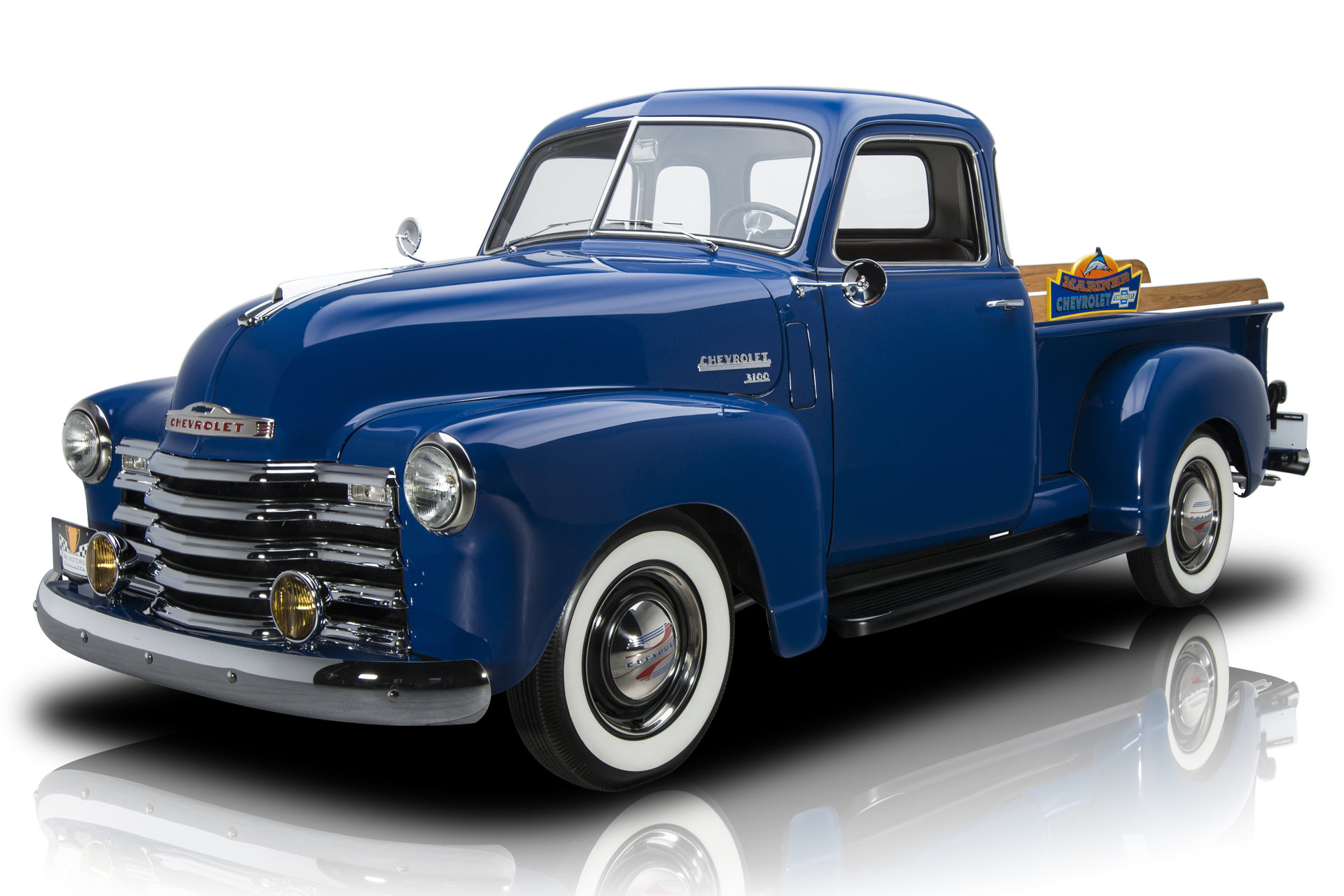 136092 1949 Chevrolet 3100 Rk Motors Classic And Performance Cars Chevy Pickup Truck For Sale