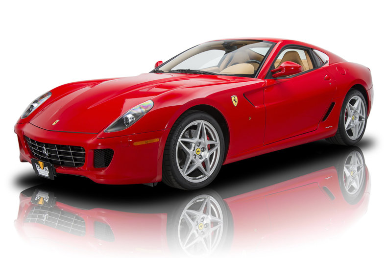 136098 2006 Ferrari 599 Rk Motors Classic And Performance Cars For