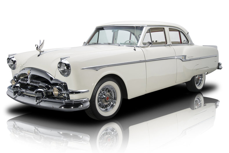 For Sale 1953 Packard Clipper