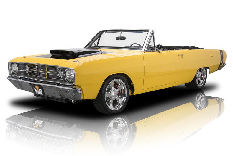 For Sale 1968 Dodge Dart