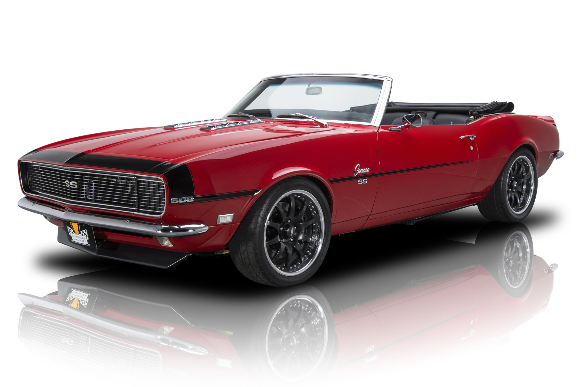 136120 1968 Chevrolet Camaro Rk Motors Classic And Performance Convertible 4001737bb64d03 Hd