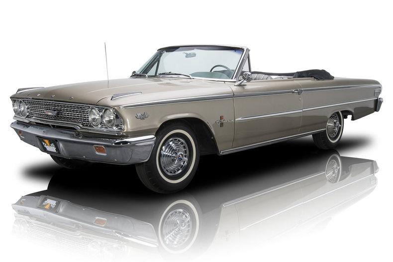 134183 1964 Ford Galaxie | RK Motors