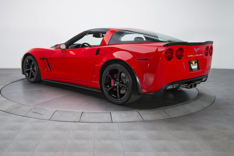 2013 chevrolet corvette callaway sc606 ebay. Black Bedroom Furniture Sets. Home Design Ideas