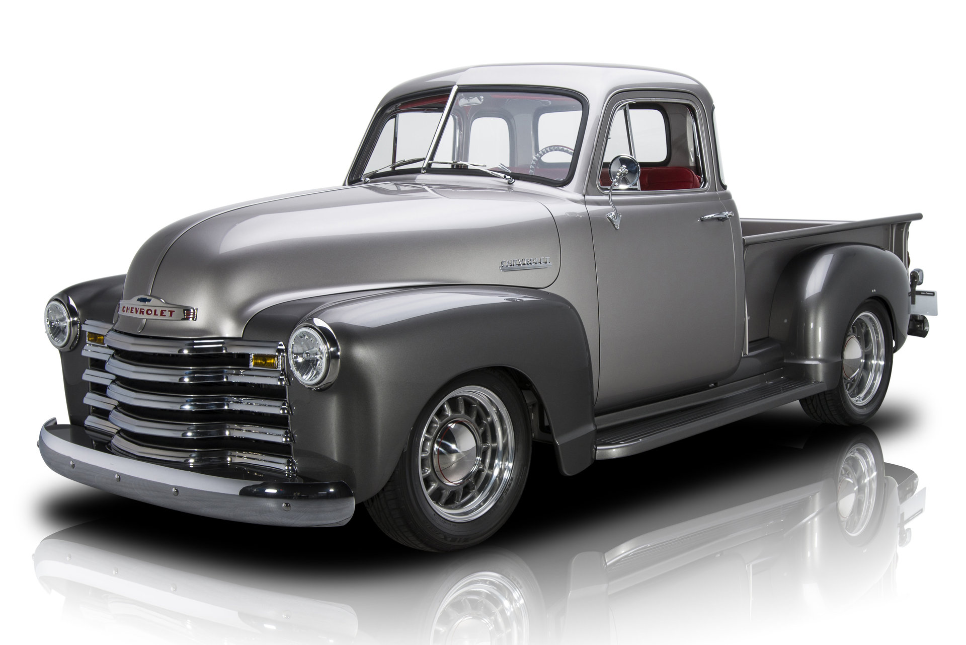136137 1952 chevrolet 3100 rk motors classic and for Old black and white photos for sale