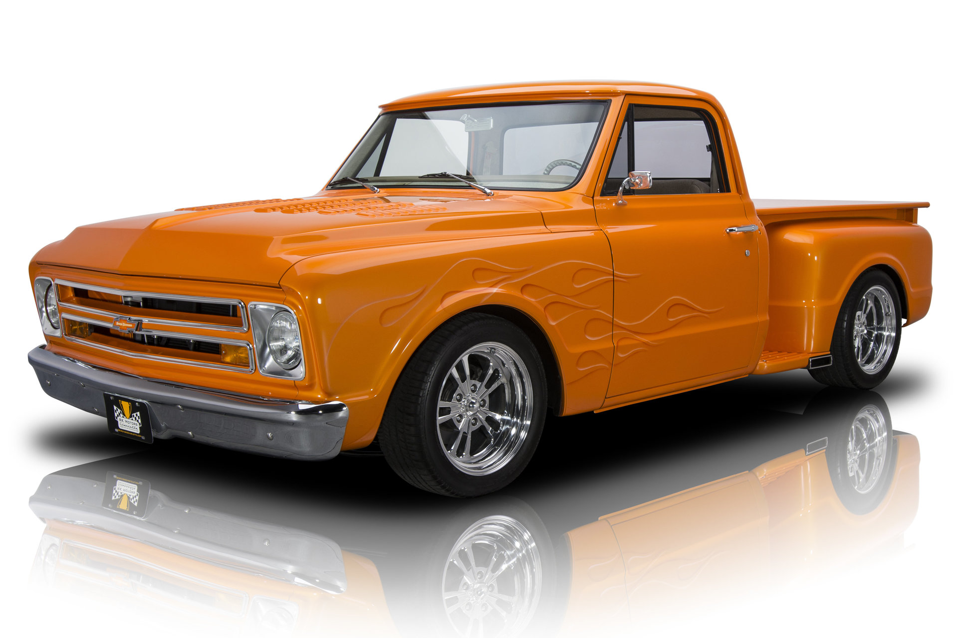 136138 1968 Chevrolet C10 Rk Motors Classic And