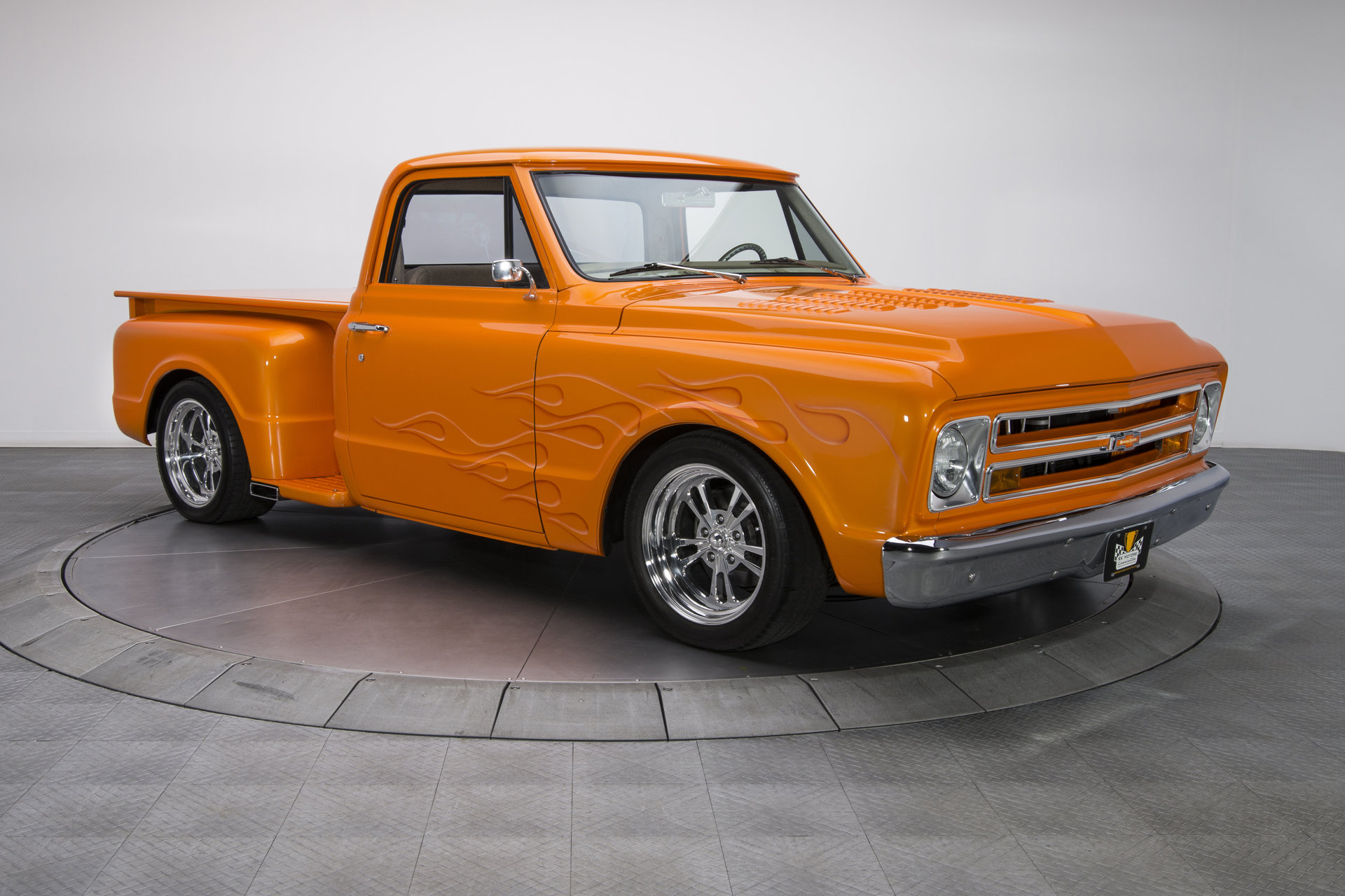 1968 Chevy C10 Stepside Chevrolet Motors Classic And Performance Cars 1920x1280